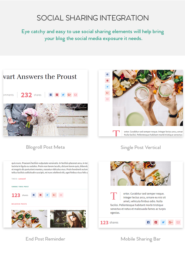 The Essence - A Responsive WordPress Blog Theme - 4