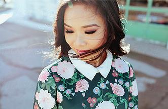 I'm Susanna, I blog about fashion.